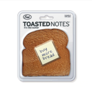 Suport notite toast