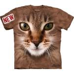 Tricou 3D pisica