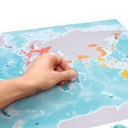Harta razuibila Oceane - detaliu