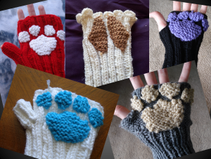 sursa foto -  http://elmira-san.deviantart.com/art/Custom-Knit-Animal-Fingerless-Gloves-333311807