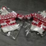 ornament tricotat