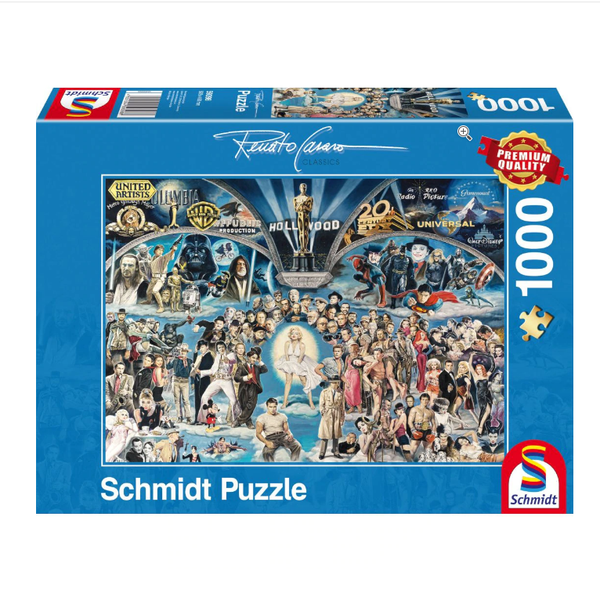 Puzzle Hollywood